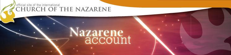 Nazarene Account :: Login